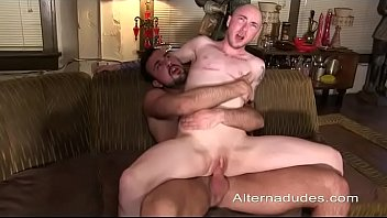 Shemale fucks guy with vagina