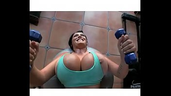 Video porn new Big boobs exercise more video on  period kand69 period com high quality