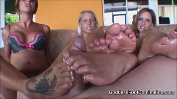 Completely agree Xxx pornstars doing nice footjob compilation