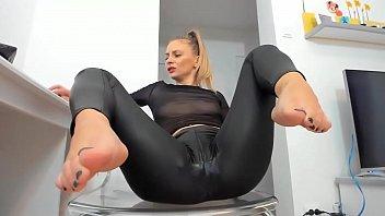 big booty black nurse FOOT FETISH Cam Compilation - More At TweetCams.com
