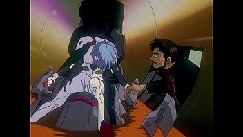 Evangelion ep 05 - Rei, Al&eacute_m de seu Cora&ccedil_&atilde_o (pt-br)