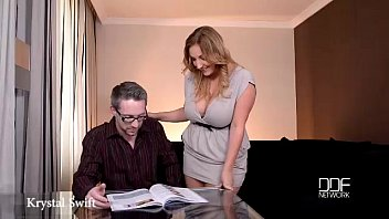 thumb Horny Houswife Fucks The Daylights Out Of Husband