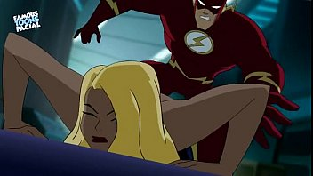 Justice League porn video
