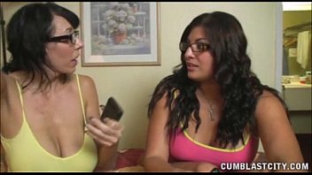 thumb Busty Brunettes Want A Cumshot
