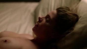 Ashley Greene - Sex Scene in Rogue - S03E15 (uploaded by celebeclipse.com)