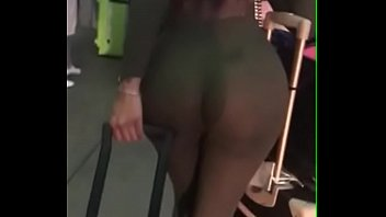 Stripper Body at Airport