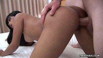 Exquisite And Sexy Asian Babe Fucked In Her Shaven Cunt