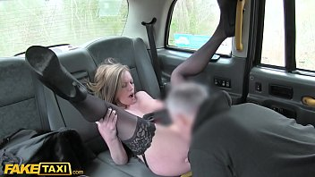 Fake Taxi English big tits MILF cheats on her husband with dirty driver