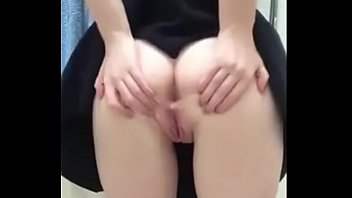 Sexy Teen Girl Spreading Her Ass &amp_ Fingering Her Pussy On Cam Show