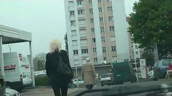 A Granny Shows Off
