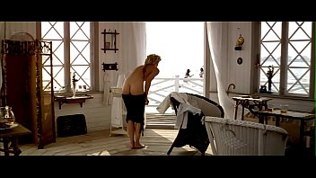 Naked Helene Egelund in Black Harvest