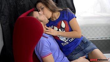 Girlie blowjob enthusiasm gives Taissia Shanti intense orgasms in 69