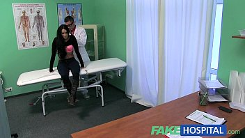 Fake Hospital D octors cock turns patients fro ns patients frown upside down