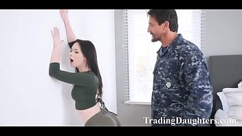 Army Dads Punis h The Spoilt Bratty Daughters  atty Daughters