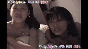 [Xvideos]韓国人美女の3P援助交際で楽しそうなホテルでのセックス