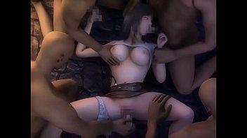 Final Fantasy Tifa Lockhart   3D Hentai