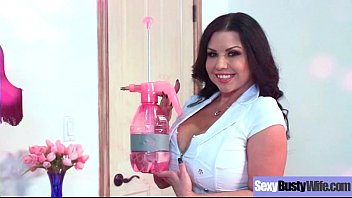 Sexy Housewife (Sheridan Love) With Big Jugss Nailed Hardcore On Cam vid-20