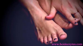 Alisha Adams Plays With Her Sexy Feet Trailer