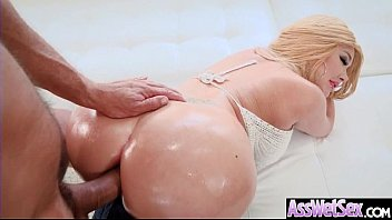 Summer Brielle Big Oiled Butt Girl Love Anal Hardcore