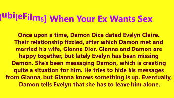 [NubileFilms] When Your Ex Wants Sex - Damon Dice, Evelyn Claire, Gianna Dior Dec 23, 2020