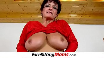 Mature With Huge Tits She Would Fuck But She Has No One