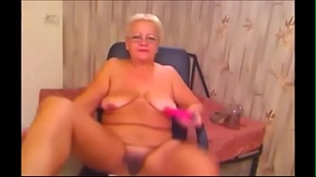 2 fat slut granny'_s masturbating and squirting on cam!Pre