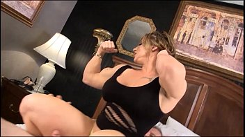 Streaming Video EroticMuscleVideos BrandiMae Dominates And Pegs Dirty Old Man - XLXX.video