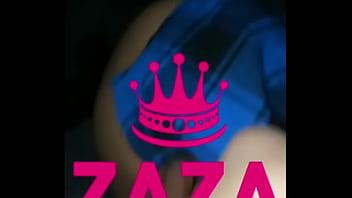 TS ZAZA ZARIAA Sucking Cheating BBC In His Work Van Outside His Girls House