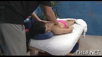 Undressed massage clips