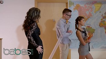 Step Mom Lessons - (Gina Gerson, Niki Sweet, Charlie Dean) - Naughty By Nature - Babes