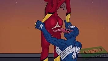 She-Venom X Spider-Woman