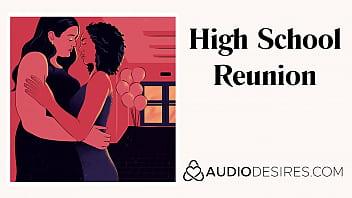 high school reunion lesbian erotic audio story sexy asmr erotic audio by audiodesires com