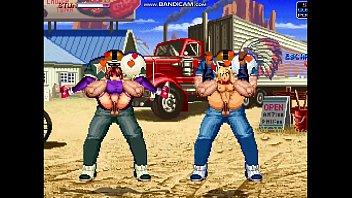 Street Fuckers Game Chun-Li vs KOF