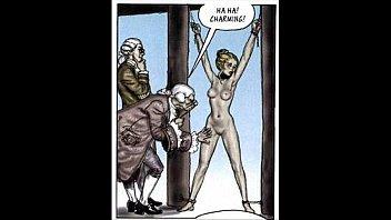 Erotic bondage comics...