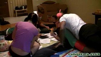 College Teens F ucking On A Study Break dy Break
