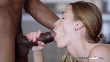 Privateblack - Dp'd Blonde Beauty Alexis Crystal Gets 2 Bbcs