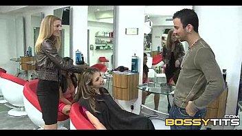 Sex In The Salon Big 1 2
