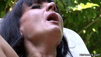 xxarxx Lesbian mom girl outdoor orgy