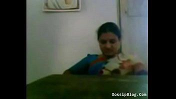 Andhra school teacher boobs pressed...