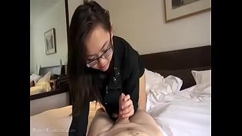 thumb Harriet Sugarcookie Asian Amateur Blowjob