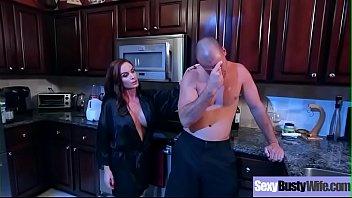 Hardcore Sex On Cam With Busty Sluty Wife (Diamond Foxxx) video-12