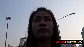 Horny sex tourist is looking for a petite Asian teen to fuck with him for free.