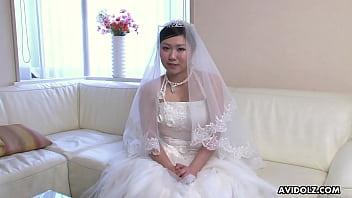 Japanese bride, Emi Koizumi cheated after the wedding ceremony,