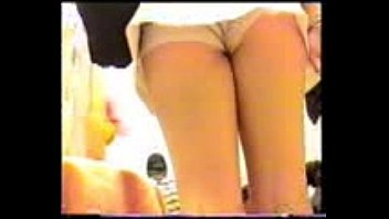 White Panties Upskirt 85