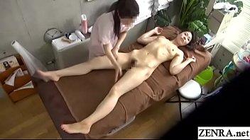Jav cfnf lesbian massage for married woman subtitled