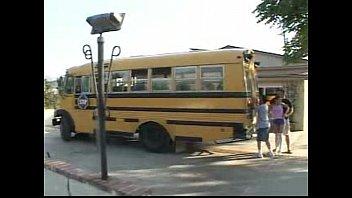Schoolbus girl - Ashley