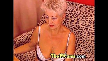 Teasing Grandma: Free Granny Porn Video d6