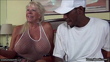 cover video 72 Year Old Grandma Craves Big Black Cock