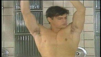 Jeff strykers shower dance...