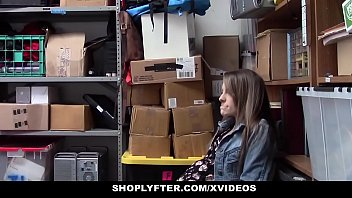 thumb Shoplyfter Pregnant Teen Punished And Fucked For Stealing